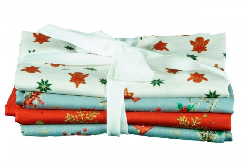 Baumwollpaket Weihnachten